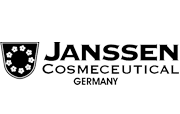 Janssen cosmeticals  brand  Logo,  brand available at Gorgeous